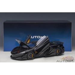 McLaren 600LT - Onyx Black -  Autoart - 76081 Passion Diecast