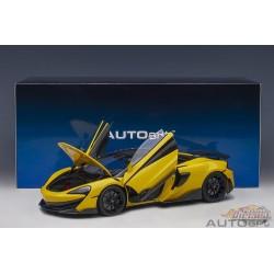 McLaren 600LT - Sicilian Yellow -  Autoart - 76082 Passion Diecast