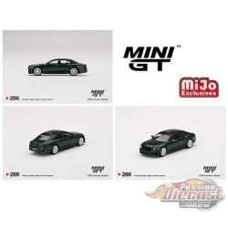 Mini GT - 1:64 - Bentley Flying Spur Verdant - Mijo Exclusives USA - MGT00286  Passion Diecast