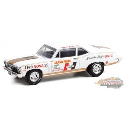 1970 Chevrolet Nova SS 54th International 500 Mile Sweepstakes - Hobby Exclusive - 1/64 Greenlight - 30305  Passion Diecast