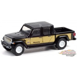 2020 Jeep Gladiator - Honcho J-10 Tribute - Hobby Exclusive - 1/64 Greenlight - 30309  Passion Diecast