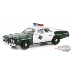 Capitol City Police - 1975 Plymouth Fury - Hobby Exclusive - 1/64 Greenlight - 30325  Passion Diecast
