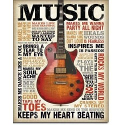 Music Inspires Me