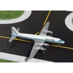 GEMINI JETS DOUGLAS DC-6B UNITED AIRLINES