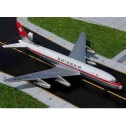 GEMINI JETS DC-8-32 SWISSAIR