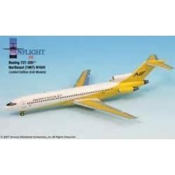 INFLIGHT 200 BOEING 727-200 NORTHEAST AIRLINES