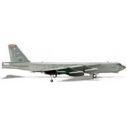 HERPA WINGS 200 BOEING B-52 STRATOFORTRESS 23RD BOMB SQUADRON