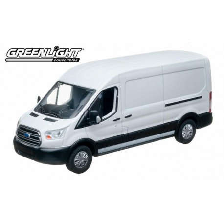 2015 Ford Transit (V363) – Oxford White