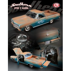 1965 EL CAMINO SOUTHERN SPEED AND MARINE