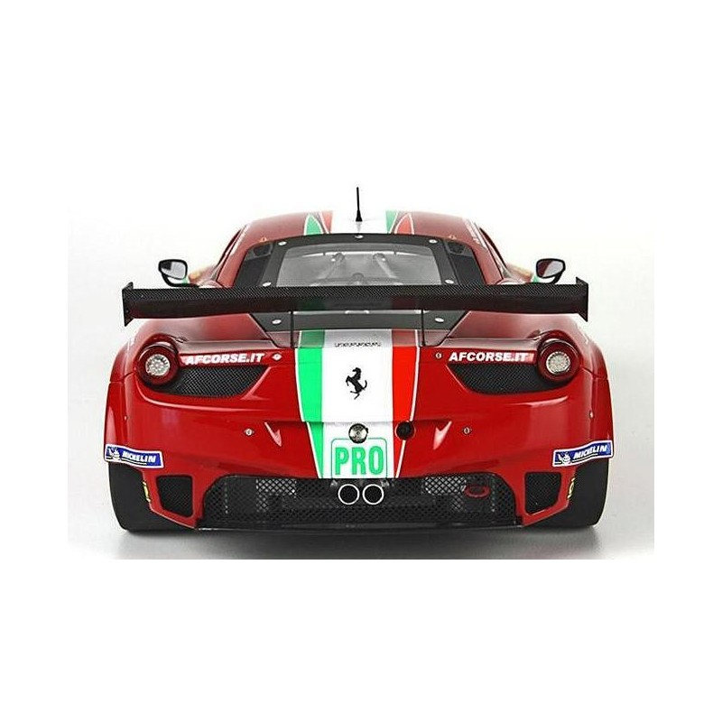 ferrari 458 italia gt2 no 51 le mans winner passion diecast. Black Bedroom Furniture Sets. Home Design Ideas