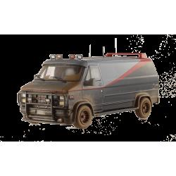 A-TEAM VAN   MUD  version