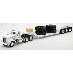 Kenworth  W900 LOW BOY BIG TIRE