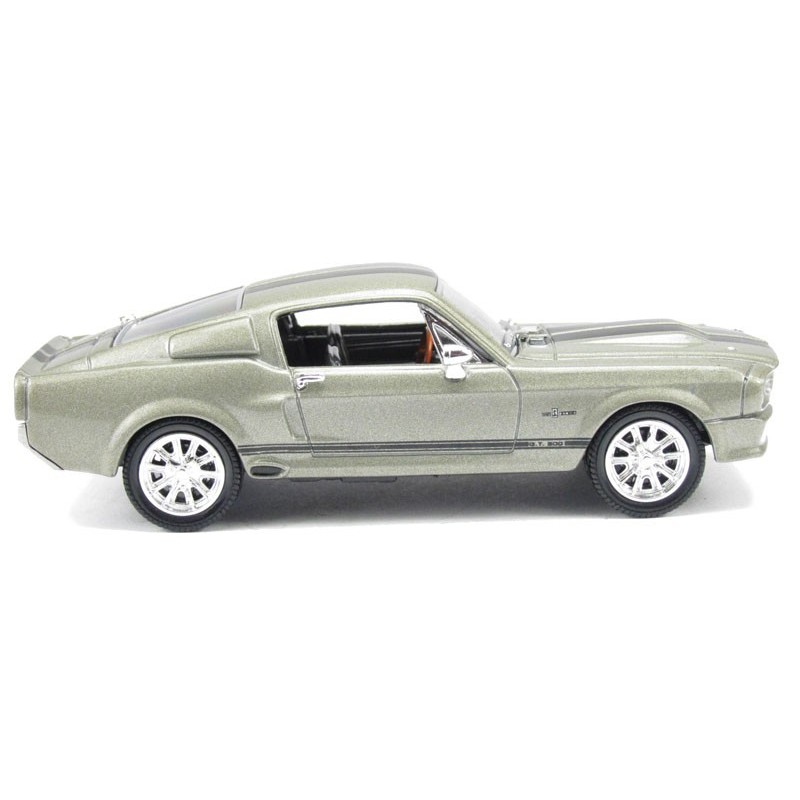 shelby gt 500 eleanor 1967 passion diecast. Black Bedroom Furniture Sets. Home Design Ideas