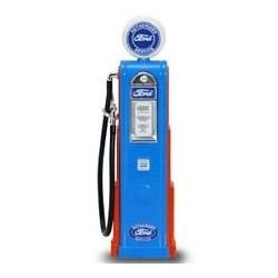 GAS PUMP FORD 1/18