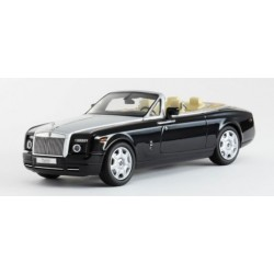 ROLLS ROYCE PHANTOM DROPHEAD COUPE - DIAMOND BLACK