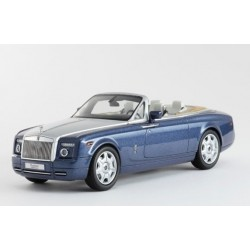 ROLLS ROYCE PHANTOM DROPHEAD COUPE - METROPOLITAN BLUE