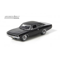 1968 Dodge Charger  Bullitt R/T Greenlight 1/64 44630