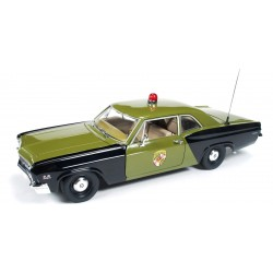 1966 Chevrolet Biscayne (Maryland State Police)