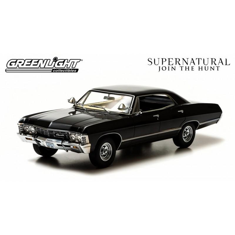 Supernatural 1967 Chevrolet Impala Sport Sedan Passion