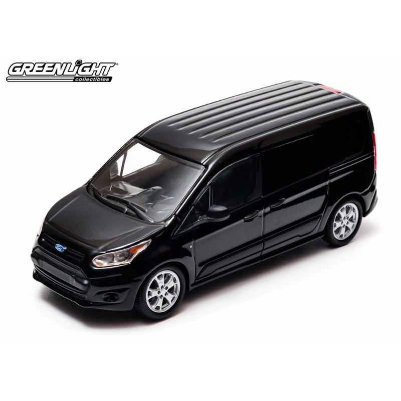 2015 ford transit connect v408 black passion diecast. Black Bedroom Furniture Sets. Home Design Ideas