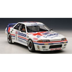 NISSAN SKYLINE GT-R (R32) GROUP A 1990 REEBOK no1 SPECIAL EDITION