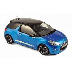 Citroen DS3 2011- Belle lle Blue with Black roof