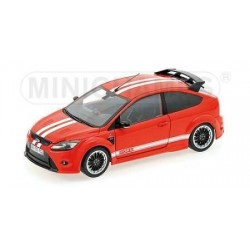 FORD FOCUS RS - 2010 - ROUGE