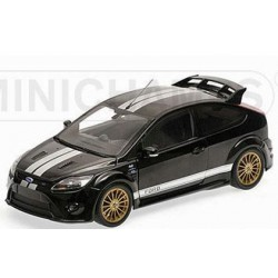 FORD FOCUS RS - 2010 - BLACK - 1966 FORD MK.II