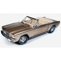1964.1/2 Ford Mustang Conv't (Gold 50e Anniversaire