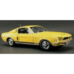 1968 SHELBY GT 350 Special Color WT 6066  Yellow Acme 1/18 A1801806