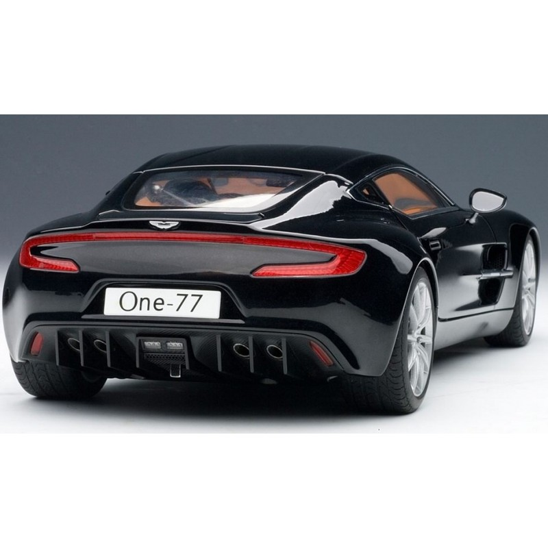 ... ASTON MARTIN ONE 77 (BLACK PEARL) ...