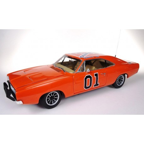 "1969 Dodger Charger ""General Lee"" (Dukes of Hazard)"