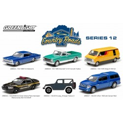 Country Roads Series 12  Assortiment