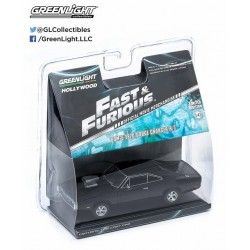 1:43 The Fast and the Furious (2001) 1970 Dodge Charger (Footed Clamshell Packaging)