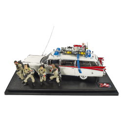 GHOSTBUSTERS ECTO-1 30th Anniversary Edition