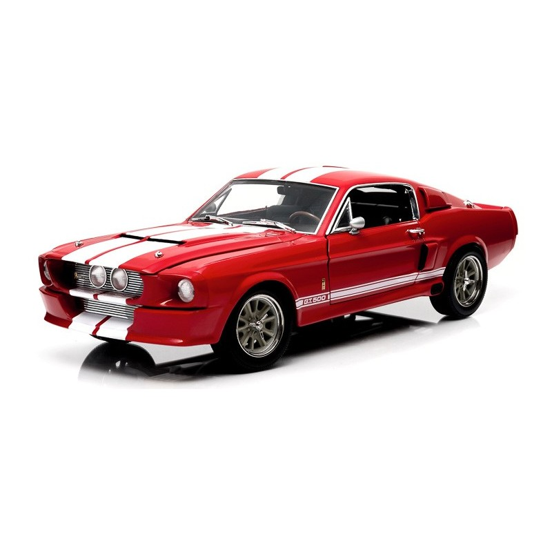 1967 Shelby GT-500 - Red with White Stripes (with Shelby ...