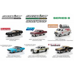 Hollywood Series 8 Assortiment