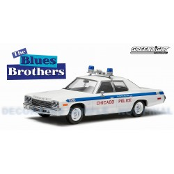 1975 Dodge Monaco Chicago Police