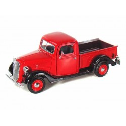 Ford Pickup 1937 red