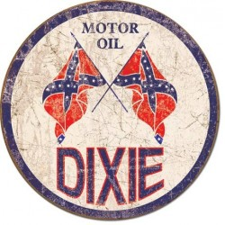 Dixie Gas - Weathered Round