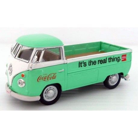 1962 VW T1 Pickup Green1.43