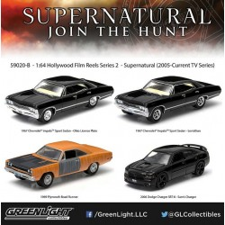 1:64 Hollywood Film Reels Series 2 Supernatural (2005 Current TV Series)
