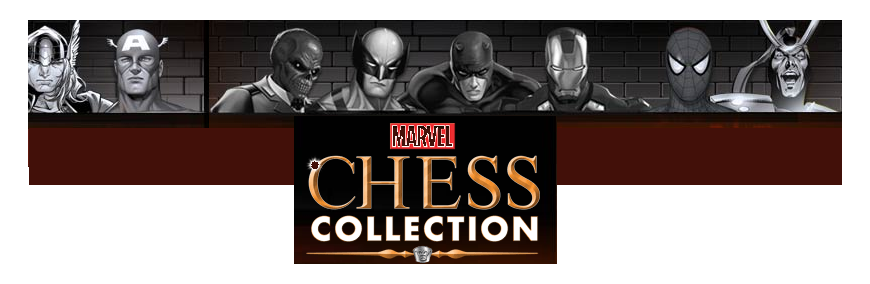 Collection Marvel Chess