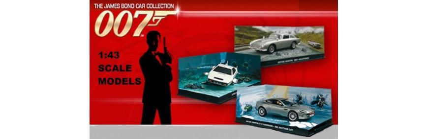 Collection James Bond